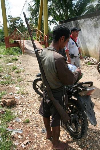 21-gun