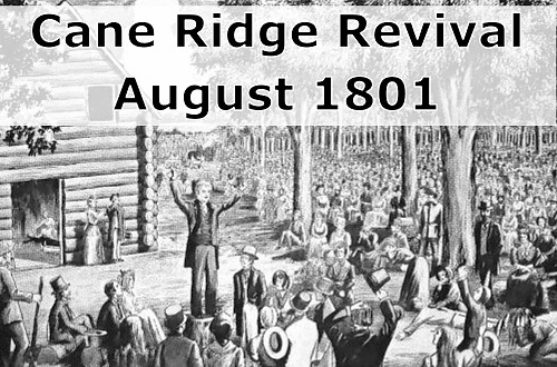 1801 Cane Ridge Revival