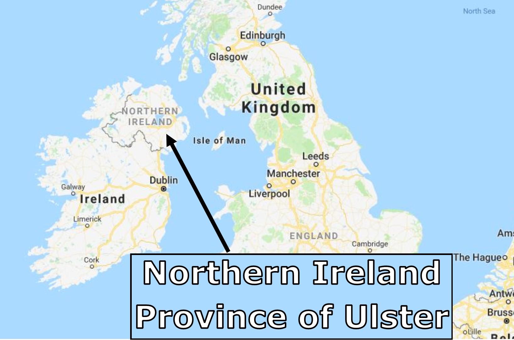 1859 Ulster Ireland Revival Beautiful Feet