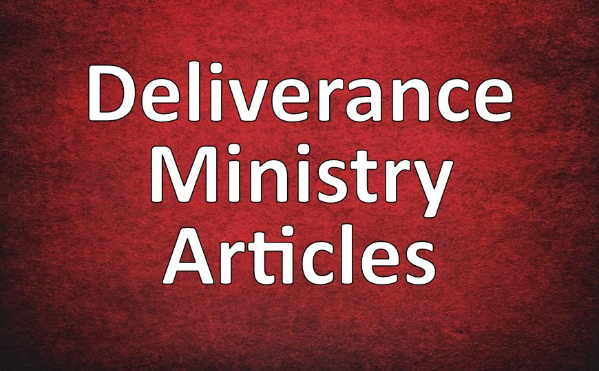 Deliverance Ministry Posts | BEAUTIFUL FEET